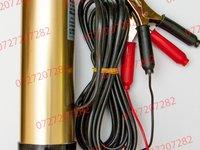 Pompa transfer motorina din aluminiu 12/24V - 32l/min