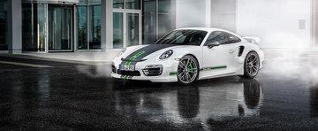 Porsche 911 Turbo by Techart: 2.9 pana la suta cu o simpla apasare de buton