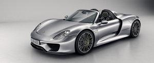 Porsche 918 Spyder: 887 CP, 1.280 Nm, 0-100 km/h in 2.8 sec si record la Nurburgring!