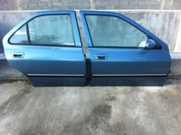 Portiere fata+ spate Peugeot 406