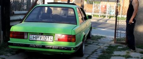 Povestea emotionanta a unui BMW E30 modificat care sfarseste la prima iesire pe strada