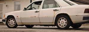 Povestea Mercedes-ului W124 care a parcurs peste 3.4 milioane kilometri