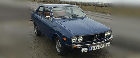 Povestea unei pasiuni: Dacia 1410 Sport care a primit o a doua sansa la viata