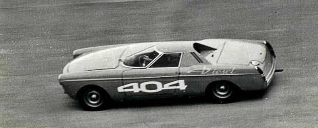 Povestea unui Peugeot 404 care a dat startul succesului motoarelor diesel de azi