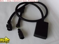 POWER BOX TUNINGBOX pt diesel PD POMPE DUSE VW AUDI SEAT SKODA TDI. Eco combustibil si extra putere