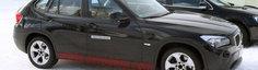 Poze Spion: BMW pregateste o versiune verde a crossoverului X1