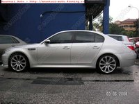 PRAGURI LATERALE BMW E60/E61