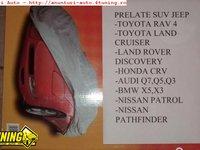 Prelate HUSE IMPERMEABILE VW Touareg, Tiguan, AMAROK, VW Touran,Caddy Life,TOYOTA Landcruiser,RAV 4