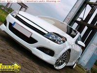 Prelungire bara fata fusta spoiler opc line 1 Opel Astra H GTC