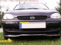 Prelungire bara fata fusta spoiler Opel Corsa B 1997 2000