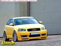 Prelungire bara fata spoiler fusta Audi A3 8P 2003 -