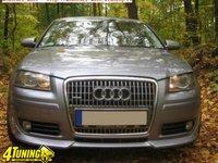 Prelungire bara fata spoiler fusta S3 Audi A3 8P 2005-
