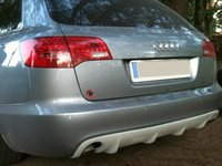 Prelungire bara spate Audi A6 C6 4F 2004 2005 2006 2007 2008 ABT Avant S line RS6 S6 ver2