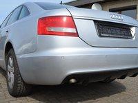 Prelungire bara spate Audi A6 C6 4F 2004 2005 2006 2007 2008 Sedan S line RS6 S6 ver1