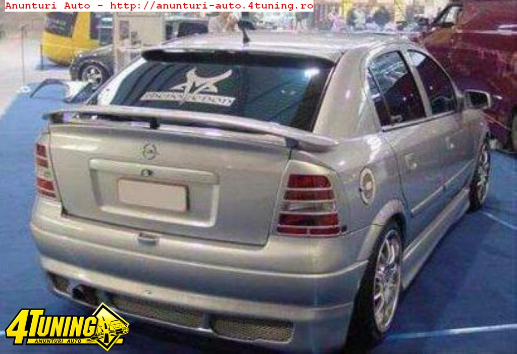 Spoiler Spate Opel Astra g Spoiler Fusta Opel Astra g