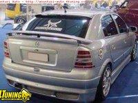 Prelungire bara spate spoiler fusta Opel Astra G HB