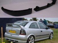 Prelungire bara spate spoiler fusta Opel Astra G HB Hatchback