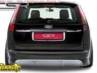 Prelungire Difusor Difuzor Spoiler Bara Spate Ford Focus 2 Turnier Breack plus Facelift 2004 2010 HA089