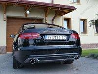 Prelungire difuzor bara spate Audi A6 C6 4F Facelift 2009 – 2011 Sline S6 Rs6