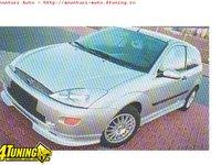 Prelungire fusta spoiler adaos bara fata Ford Focus mk1 1998 2001
