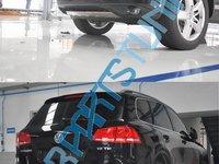 Prelungire pachet OFF-ROAD (FATA-SPATE) VW Touareg 2011 ( Inox Inoxidabil )