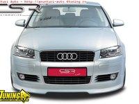 Prelungire Prelungiri Spoiler Sub Bara Fata Audi A3 8P 2003 2005 FA015