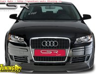Prelungire Prelungiri Spoiler Sub Bara Fata Audi A3 8P 8PA Sportback 2005 2008 FA014