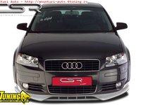 Prelungire Prelungiri Spoiler Sub Bara Fata Audi A3 8P 2003 2005 FA061