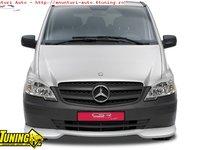 Prelungire Spoiler Sub Bara Fata Benz Viano Vito W639 V639 dupa 10 2010 FA221 si Flapsuri bara spate HA135