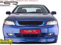 Prelungire spoiler sub bara fata Opel Astra G coupe cabrio Bertone FA009