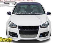 Prelungire Spoiler Sub Bara Fata VW Golf 5 GTI GT FA123