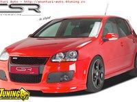 Prelungire Spoiler Sub Bara Fata VW Golf 5 GTI FA059B