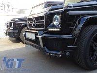 Prelungiri Aripi Extensii Aripi Mercedes W463 G-Class (1989-up) AMG Design (Polipropilen)