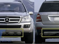 Prelungiri Bari Off Road Mercedes GL X164 2006-2009