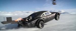 Premiera in Fast and Furious 8: curse si cascadorii imposibile pe zapada in Islanda