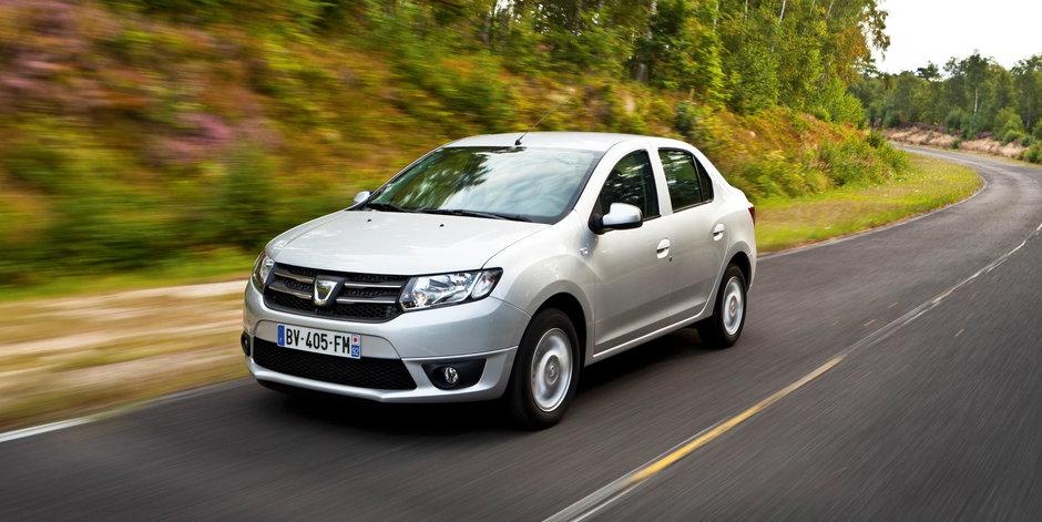 Pret Dacia Logan 2 si Pret Dacia Sandero 2: iata care sunt preturile noilor masini fabricate la Mioveni!