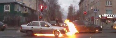 Prima compilatie cu accidente din Rusia si Germania pe anul 2014