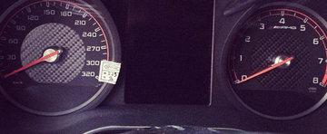 Primele imagini cu interiorul noului Mercedes C63 AMG