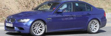 Primele poze spion cu viitorul BMW M3 GTS Sedan