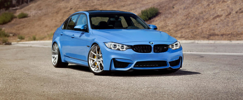 Primul BMW M3 F80 din SUA vine la pachet cu 580 CP si 845 Nm