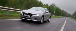 Primul test video cu noua generatie Mazda3