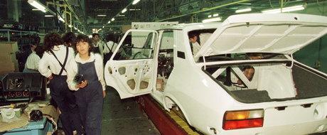 Privatizata dintr-o greseala, Dacia inregistreaza azi 15 ani de succes