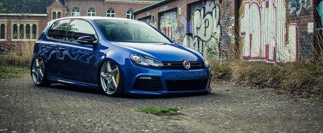 Probabil cel mai impresionant Volkswagen Golf GTI modificat din lume.