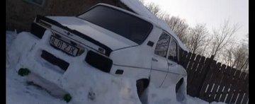 Promotie de iarna: Tuning GRATUIT, solubil si unicat pentru Dacia 1310!