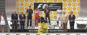 Protest epic in cadrul unei etape de Formula 1