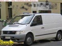 Punte spate Mercedes Vito 110 TD an 2000 tip motor OM601 970 2299 cmc 72 Kw 98 Cp motor diesel Mercedes Vito 110 TD