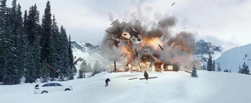 Rachete, explozii si Pierce Brosnan. Reclama KIA pentru Super Bowl 2015