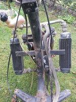Radiator Malaguti f12