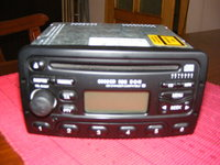 RADIO CD FORD ORIGINAL 6000CD RDS E-O-N
