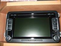 Radio CD, Mfd3 VW Rcd 510 Original, Mp3, Mag 6cd, Card Mem, Touchscreen